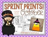 Sprint Prints! October {Printables & Craftivity}