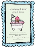 Squeaky Clean-  Long E Game