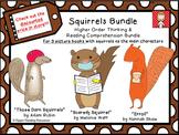 "Narrative: ""Squirrels"" Bundle - HOT Reading Comprehension"