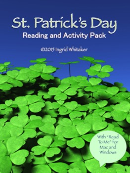 St. Patrick's Day : Informational Text Reading, Writing and Activity Pack