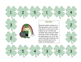St Patricks Day Addition Games