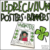 """St. Patrick's Day - """"Be On the Lookout"""" for Leprechauns"""