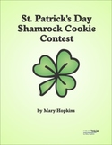 St. Patrick's Day Cookie Contest