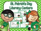 St. Patrick's Day Literacy Work Stations
