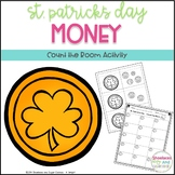 St. Patrick's Day MONEY Read the Room Activity