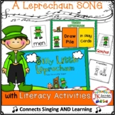 St. Patrick's Day Song! Silly Little Leprechaun
