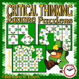 St. Patrick's Day Square Puzzlers