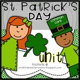 St. Patrick's Day Unit {Common Core Aligned}