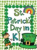 St. Patrick's Day in K!