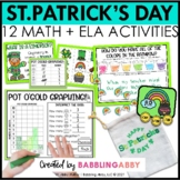 St. Patty's Day Packet O'Fun