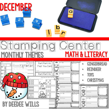 Stamp it!  December