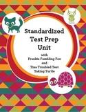 Standardized Test Prep Unit