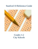 Stanford 10 Reference Guide