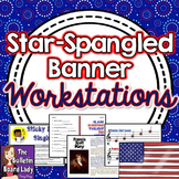 Star Spangled Banner Workstations-Centers for Music Class