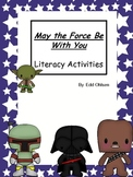 Star Wars--CVC, Nonsense words, and literacy activities