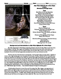 Star Wars IV: A New Hope Film (1977) Study Guide Movie Packet