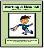 Vocational, Jobs, Starting a New Job, Five Steps to Success