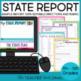 State Report: Researching with Common Core
