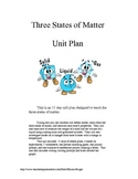 States of Matter Unit Plan
