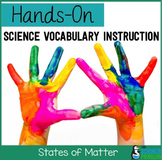 States of Matter Vocabulary Lesson