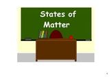 """States of Matter on the SMARTboard and Exploring """"Goop"""" Lab"""