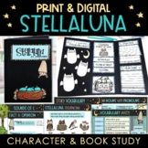 Stellaluna Character and Book Study