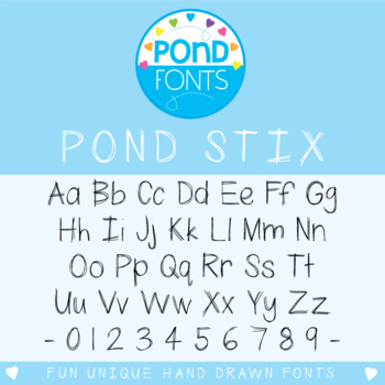 Font - 'Stix' Font  - Font for Commercial and Personal Use