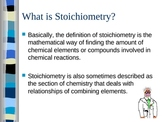Stoichiometry Lesson for Idiots