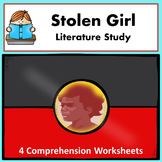 Stolen Girl Comprehension Worksheets Australian Aboriginal