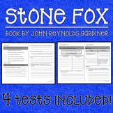 Stone Fox Assessment Bundle