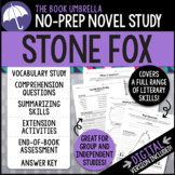 Stone Fox by John Reynolds Gardiner Novel Study