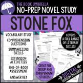 Stone Fox by John Reynolds Gardiner Novel Study