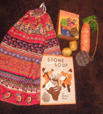 Stone Soup Story Bag