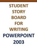 Story Board Writing Activity for Students in PowerPoint 2007