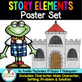Story Element Poster Set