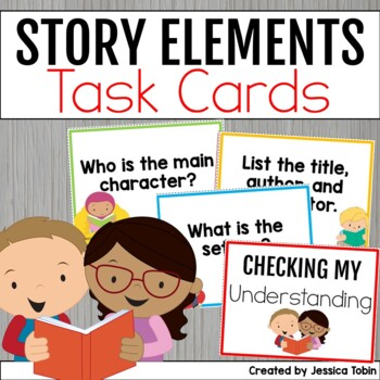Story Element Questions