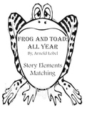 Story Elements: Frog and Toad