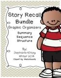 Story Recall Bundle Graphic Organizers 2