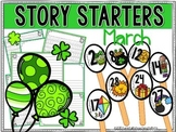 Story Starters March
