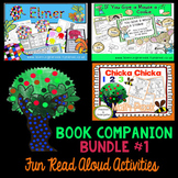 Kindergarten Story Unit Bundle #1 (CCSS Activities)