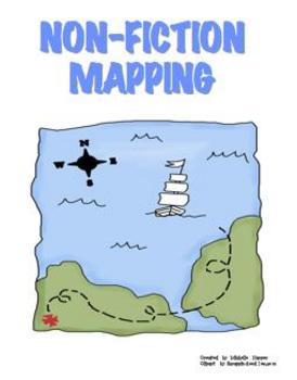 Story map Non-fiction