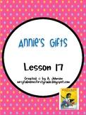 Storytown 2nd Grade Lesson 17: Annie's Gifts Supplementals