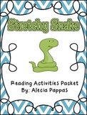 Stretchy Snake Reading Strategy Packet