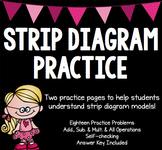 Strip Diagram Model Practice