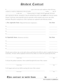 Student Contracts - For Weekly Work and Independent Learni
