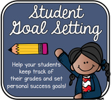 Student Goal Setting & Grade Tracking