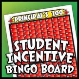 "Student Incentive Bingo Board Print 24""x36"""