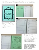 Student Planner (Editable)