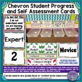Chevron Student Progress and Self Assessment/Formative Che