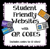 Student Websites with QR Codes